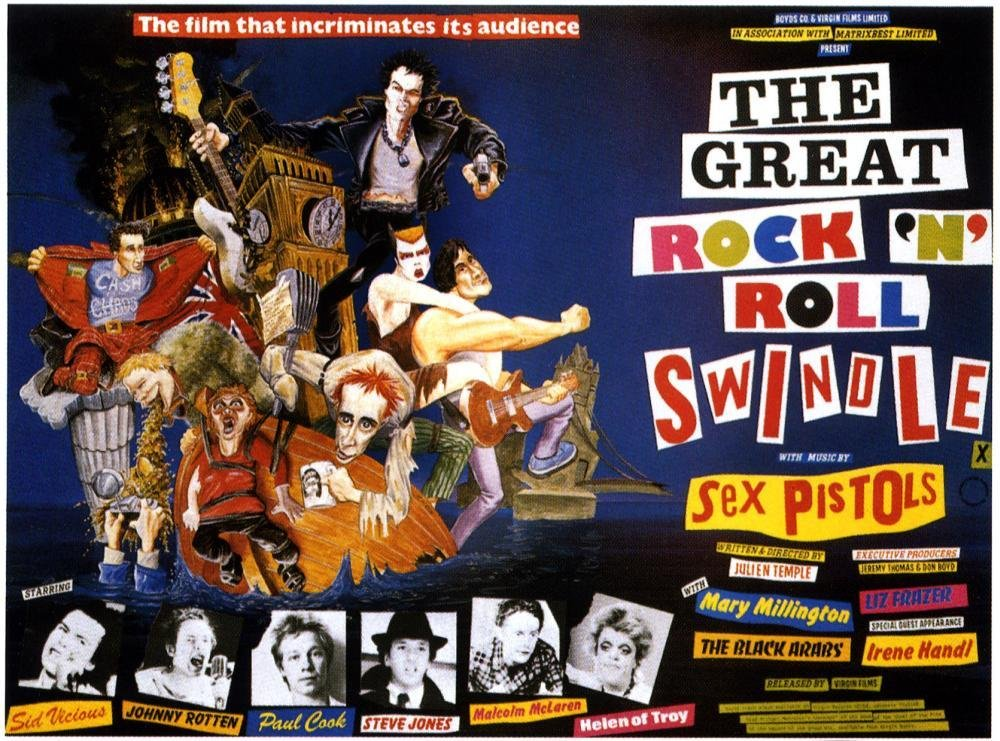 Great Rock 'n' Roll Swindle