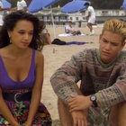 Leah Remini, Saved By The Bell, Mark Paul Gosselaar