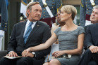 House of Cards, Kevin Spacey and Robin Wright