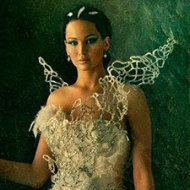 The Hunger Games Catching Fire, Capitol Couture, Katniss