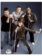 American Idol- Season Five TV Photos:  Simon Cowell, Ryan Seacrest, Paula Abdul and Randy Jackson