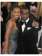 """77th Annual Academy Awards RC: Kim Porter and Sean """"P. Diddy"""" Combs"""