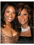Jennifer Hudson and Patti LaBelle at the GLAAD Awards in NYC