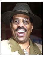 """Steve Harvey at """"The Fighting Temptations"""" premiere"""