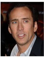 Nicolas Cage at the National Treasure Premiere