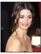 Penelope Cruz at the 2001 Academy Awards