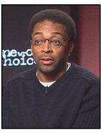 """""""25th Hour"""" Interview Video Still: Spike Lee"""