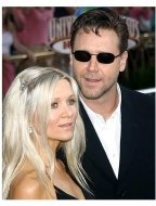 Cinderella Man Premiere: Danielle Spencer and Russell Crowe