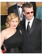 2006 SAG Awards Red Carpet: Patricia Arquette and Thomas Jane