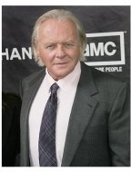 Anthony Hopkins at the Premiere Women in Hollywood Luncheon