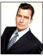 Charlie Sheen from Spin City