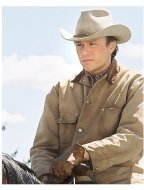 Brokeback Mountain Movie Stills: Heath Ledger