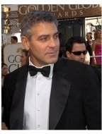 63rd Golden Globes Red Carpet Photos: George Clooney