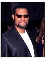 "Laurence Fishburne at the ""Event Horizon"" Premiere"