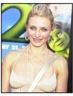 "Cameron Diaz at the ""Shrek 2"" Premiere"