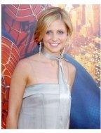 """Sarah Michelle Gellar at the """"Spiderman 2"""" premiere"""