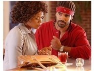 Diary Of A Mad Black Woman Movie Stills: Kimberly Elise and Shemar Moore