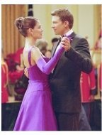 """First Daughter"" Movie Stills: Katie Holmes and Marc Blucas"