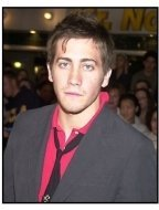 Jake Gyllenhaal at the Harry Potter Premiere