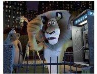 Madagascar Movie Stills: Jada Pinkett-Smith, David Schwimmer and Ben Stiller