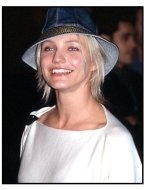 Cameron Diaz at the Requiem for a Dream premiere