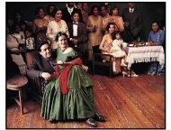 "Frida movie still: Salma Hayek and Alfred Molina in ""Frida"""