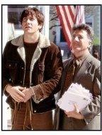 Moonlight Mile movie still: Jake Gyllenhaal and Dustin Hoffman
