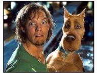 Scooby-Doo movie still: Shaggy and Scooby-Doo