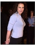 Andie MacDowell at the Traffic premiere