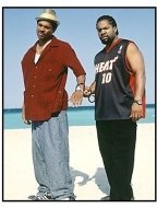 All About the Benjamins movie still: Mike Epps and Ice Cube