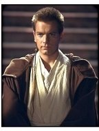 Star Wars: Episode I--The Phantom Menace movie still: Ewan McGregor as Obi-Wan Kenobi