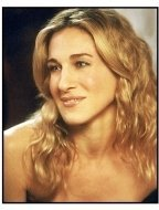 Sex and the City - Carrie Bradshaw played by Sarah Jessica Parker
