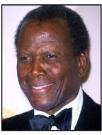 Sidney Poitier backstage at the 2000 SAG Screen Actors Guild Awards