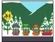 South Park: Boys in Gas Masks