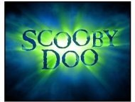 Scooby-Doo movie still: Title Art
