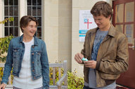 'The Fault In Our Stars' Metaphor Clip