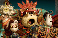 'Book Of Life' Trailer