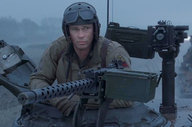 'Fury' International Trailer
