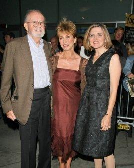 John Calley with Kathy Baker and Robin Swicord