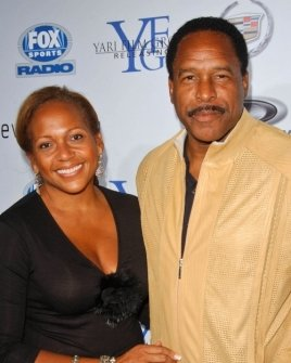 Dave Winfield and wife Tonya