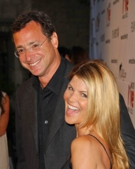 Bob Saget and Lori Loughlin