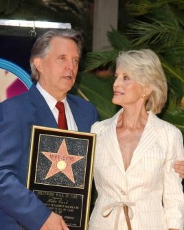 Mike Curb and Constance Towers