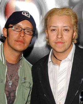 Carlos Ramirez and Efren Ramirez
