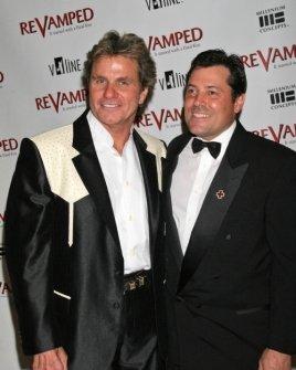 Martin Kove and Jeff Rector
