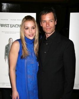 Piper Perabo and Guy Pearce