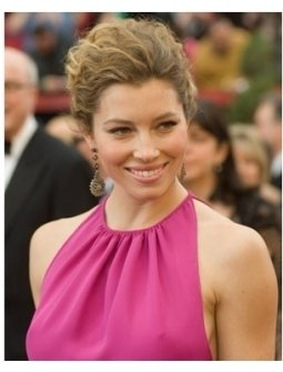 79th Annual Academy Awards Red Carpet: Jessica Biel