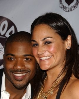 Ray J and friend