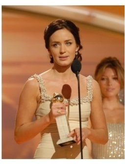 64th Annual Golden Globe Awards Telecast: Emily Blunt
