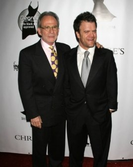 Ron Rifkin and Kevin Weisman
