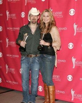 Kristian Bush and Jennifer Nettles
